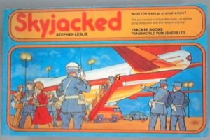 Skyjacked © Transworld Publishers Ltd.