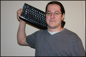 Jason Mellott, Programming Co-Lead