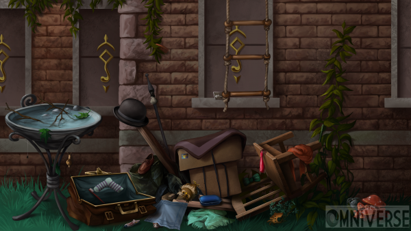 Hidden-object Puzzle